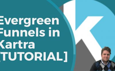 Kartra Evergreen Funnel Tutorial: Replace Deadline Funnels and Maintain the Urgency!
